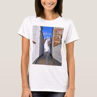 historical center of Courtrai, Belgium T-Shirt