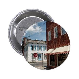 Historical Downtown Savannah Georgia Button