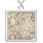 Historical Europe Personalized Necklace