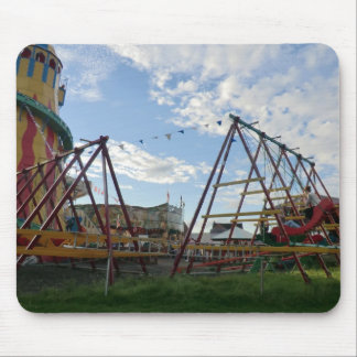 Historical Fairground at the Black Country Museum Mousepad