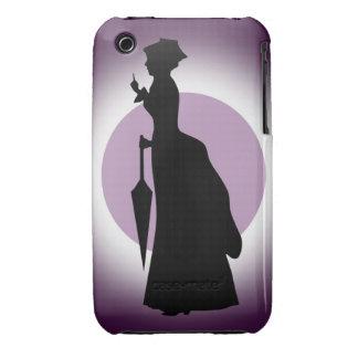 Historical Fashion: Rain Woman iPhone(3) CaseMate Case-Mate iPhone 3 Case