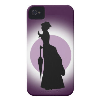 Historical Fashion: Rain Woman iPhone(4) CaseMate iPhone 4 Case-Mate Case
