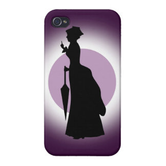 Historical Fashion: Rain Woman iPhone(4) Savvy Covers For iPhone 4