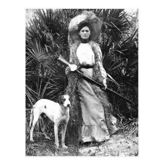 Historical Florida Postcard