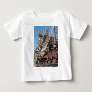 historical galleon baby T-Shirt