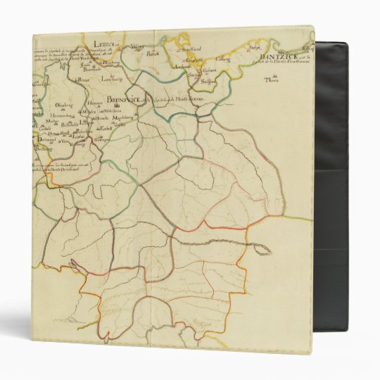 Historical Germany and Austria Binder