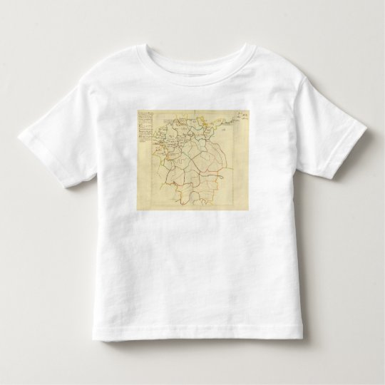 Historical Germany and Austria Toddler T-shirt