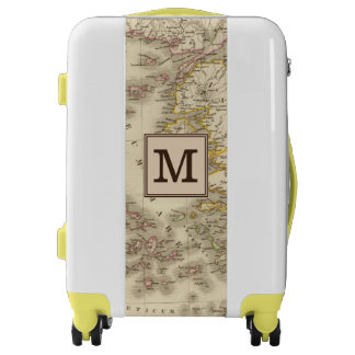 Historical Greece, Paris atlas map | Monogram Luggage