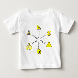 historical happy faces baby T-Shirt