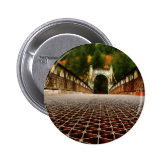 Historical Heritage Bridge Architecture Buttons