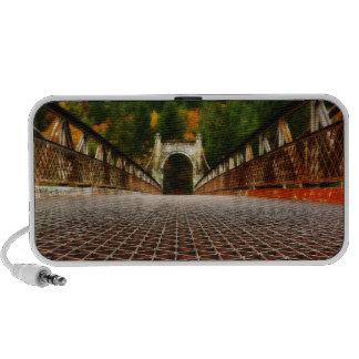 Historical Heritage Bridge Architecture Travel Speaker