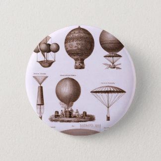 Historical Hot Air Balloon Designs Button