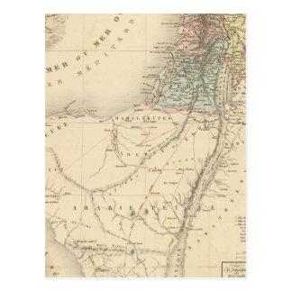 Historical Jerusalem, Palestine Postcard