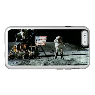 Historical man on the moon incipio feather shine iPhone 6 case