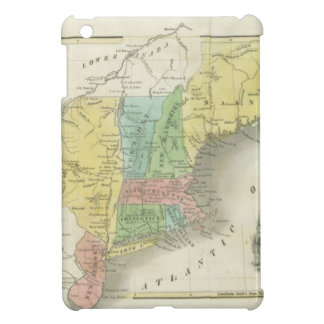 Historical map cover for the iPad mini