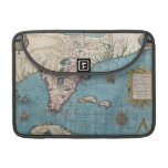 Historical Map of Florida (1591) MacBook Pro Sleeves
