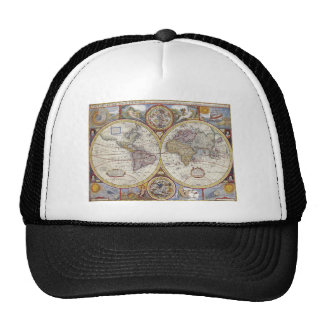Historical Map Trucker Hat