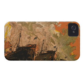 Historical Military July 4 WWI USA War Effort iPhone 4 Cases