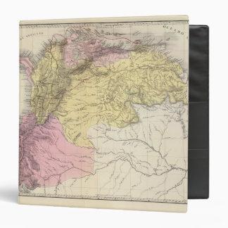 Historical Military Maps of Venezuela Binders