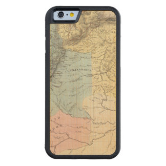 Historical Military Maps of Venezuela Carved® Maple iPhone 6 Bumper