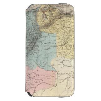 Historical Military Maps of Venezuela iPhone 6/6s Wallet Case
