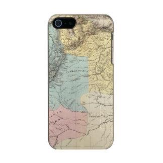 Historical Military Maps of Venezuela Metallic Phone Case For iPhone SE/5/5s