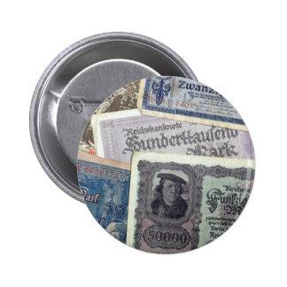 Historical Money Button