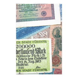 Historical Money Stationery