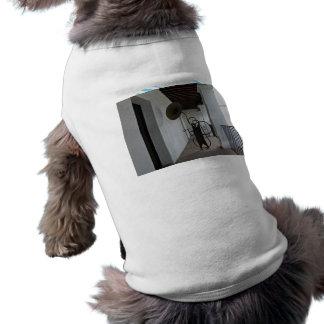Historical Musical Instrument Doggie T Shirt