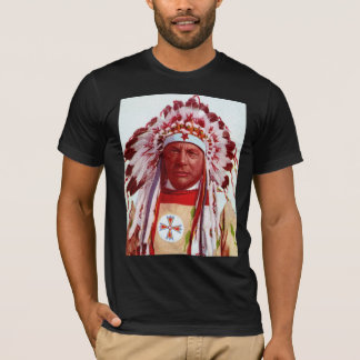 Historical Native American Painting T-Shirt