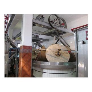Historical Olive Oil Factory -- Baena, Spain Postcard