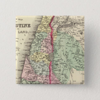 Historical Palestine Pinback Button