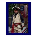 Historical Philadelphia Colonist Post Card
