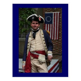 Historical Philadelphia Colonist Postcard