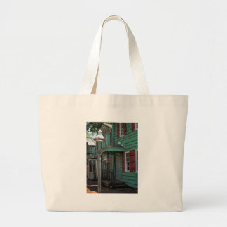 Historical Pirates House Savannah Georgia USA Large Tote Bag