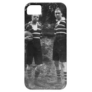 historical Rugby iphone case