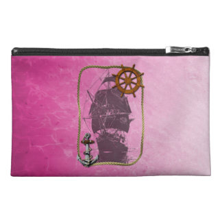 Historical Sailing Ship Travel Accessories Bags
