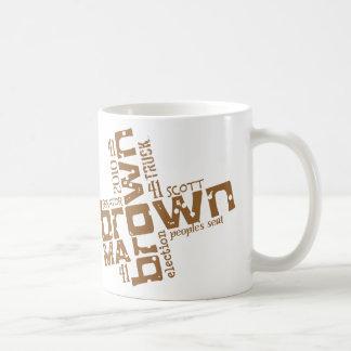 Historical Scott Brown Coffee Mug
