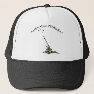 Historical,Siege+machines,trebuchet Trucker Hat