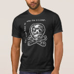 Historical Stamp Act Satire T-shirt