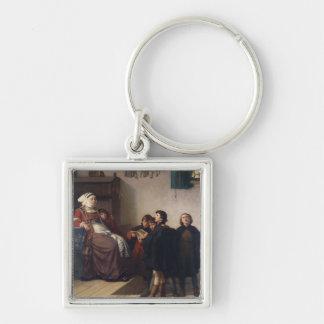 Historical theme, 1872 keychains