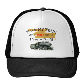 Historical Train Gifts--Hilarious sayings Hat