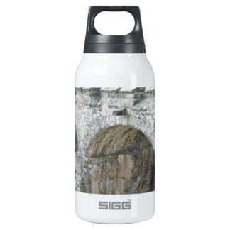 historical wall insulated water bottle