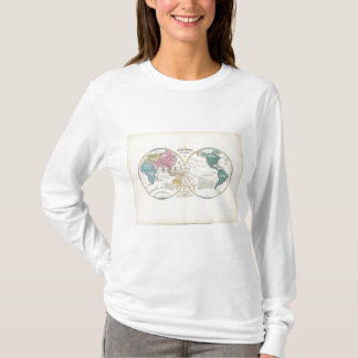 Historical World Map 3 T-Shirt