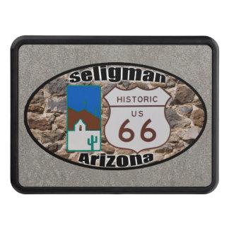 ~ histórico Seligman, Arizona de la ruta 66 Tapas De Tráiler