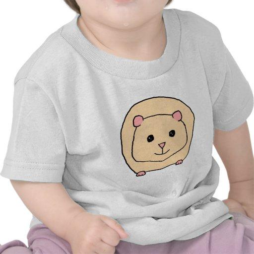 Historieta del conejillo de Indias Camisetas