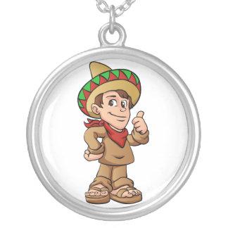 historieta mexicana del niño colgante redondo