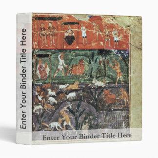 History Adams By Meister Des Ashburneham-Pentateuc Binder