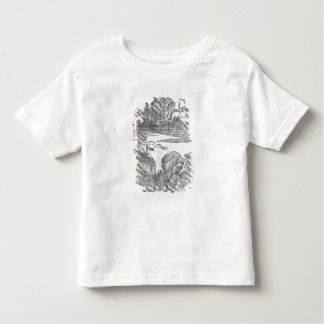 History and Lives of All the Most Notorious Toddler T-shirt