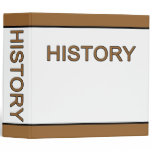 History Binder by David M. Bandler